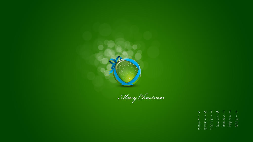 Christmas Calendar by bazikg
