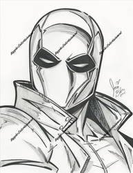 Red Hood Commission by PonyGoddess