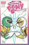 Power Pony Rangers by PonyGoddess