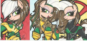 Rogue Pony Commission