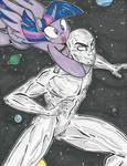 Twilight Surfer commission