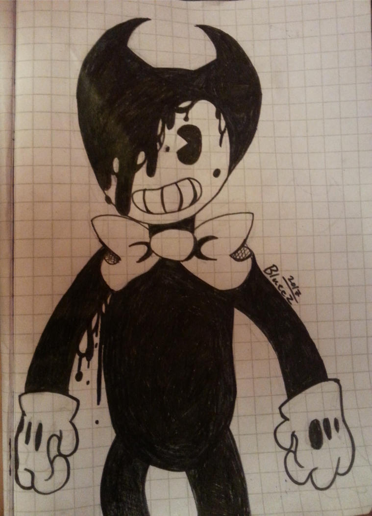bendy and the ink machine reddit