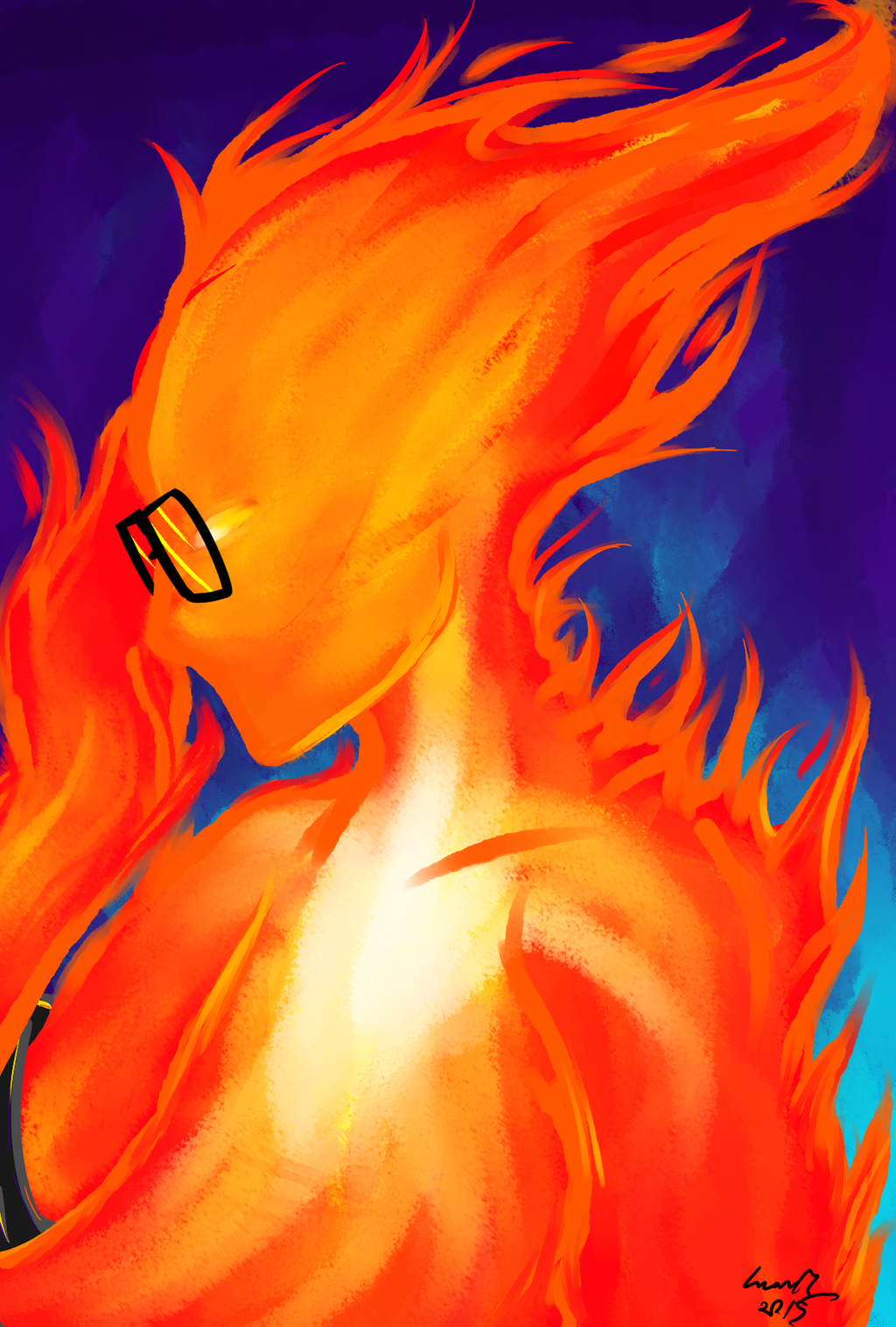 sexy grillby