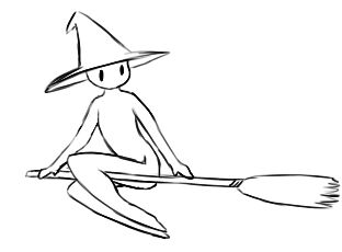 Witch YCH - Closed