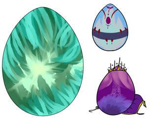 Egg Get - flatsale (3/6 OPEN)