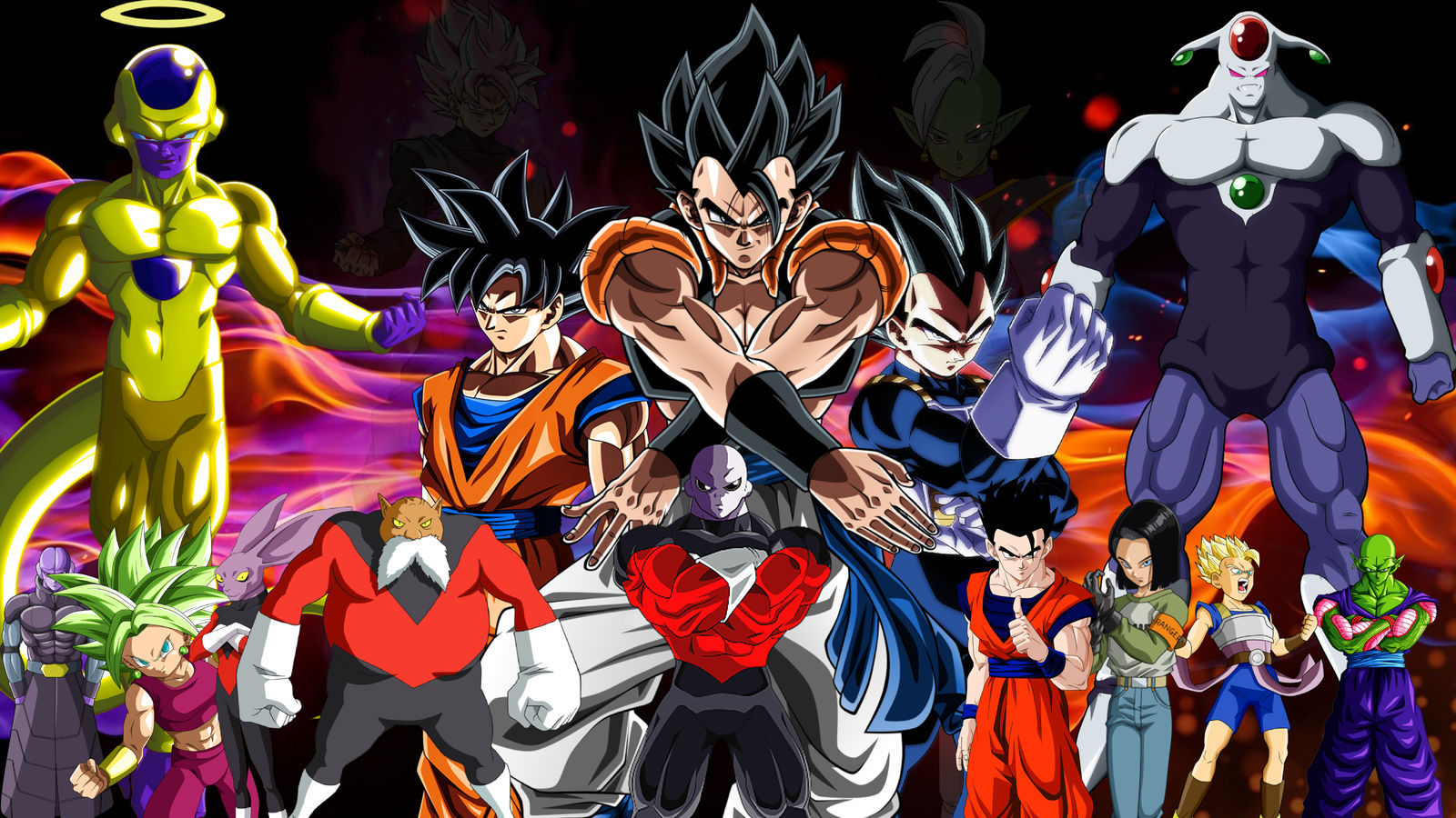 Dragon Ball Super Tournament of Power by balor1908 on DeviantArt