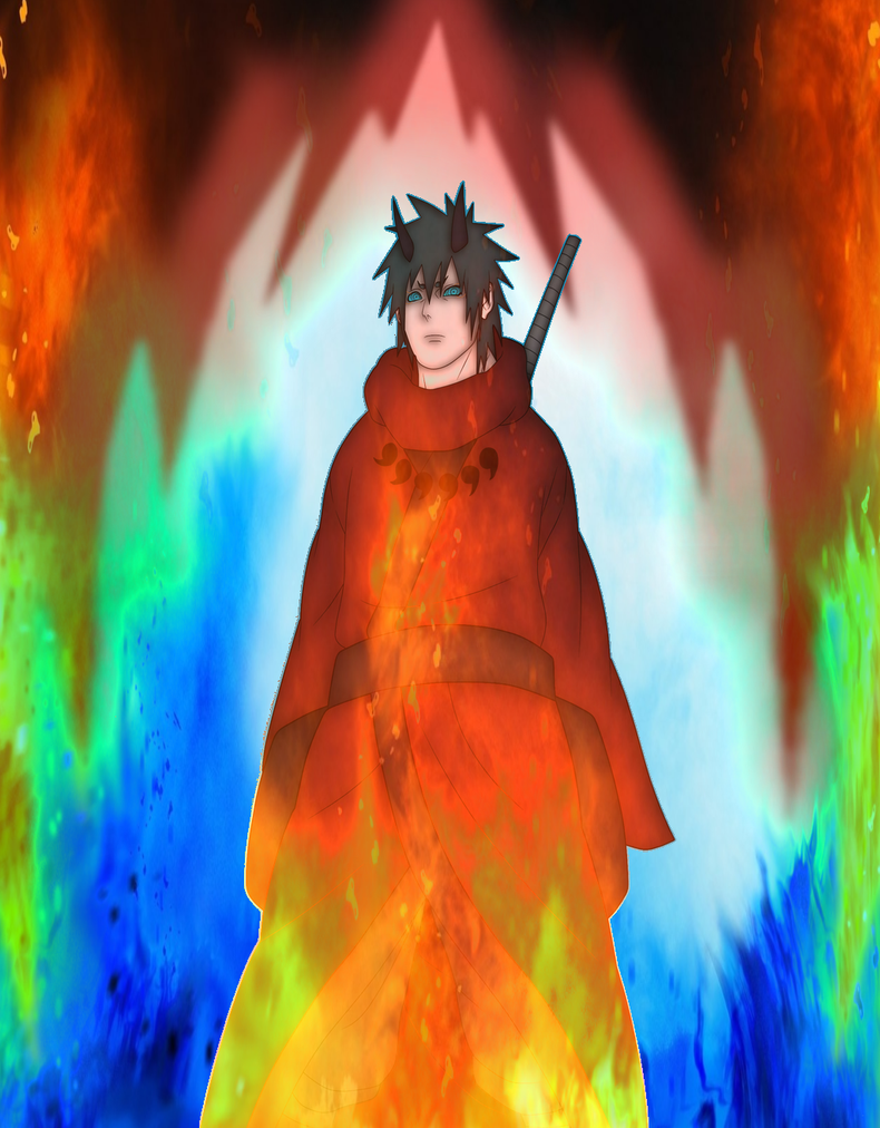 The Six Different Types Of Obesity: Did Hagoromo (Sage Of The Six Paths) Have A Susanoo?