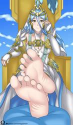 Queen Azura by omegazero01