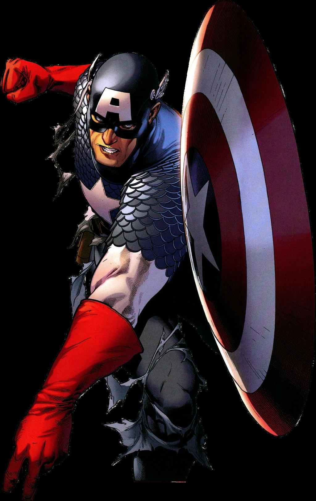Captain America by bobhertley on DeviantArt