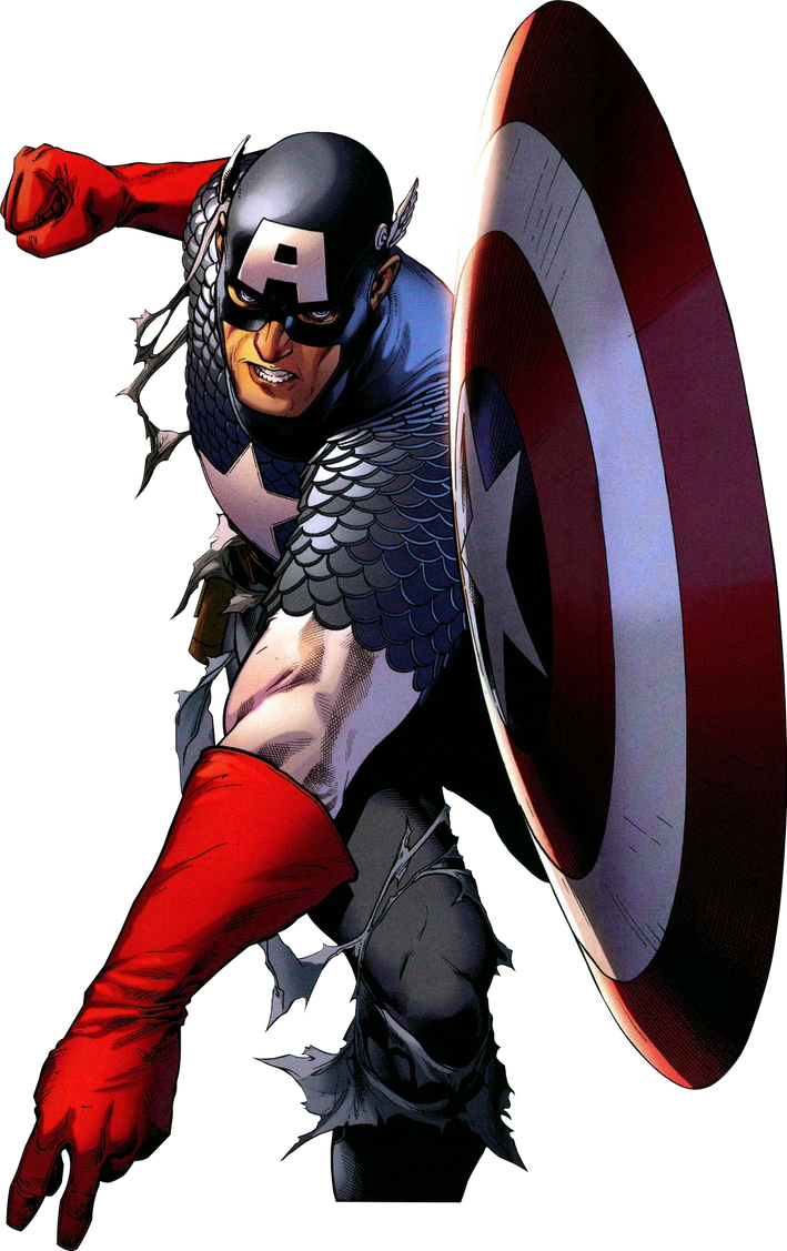 Captain America By Bobhertley On Deviantart