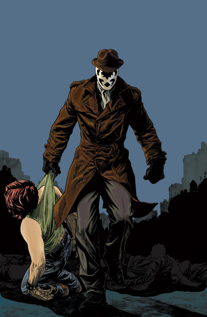 before watchmen rorschach cover 2 by bobhertley on before watchmen rorschach cover 2 by bobhertley