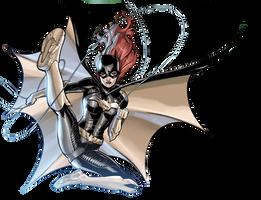 Batgirl by bobhertley