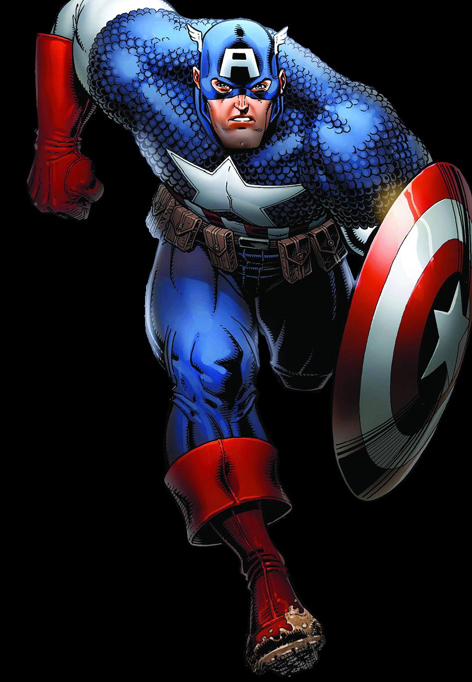 Captain-America by bobhertley on DeviantArt