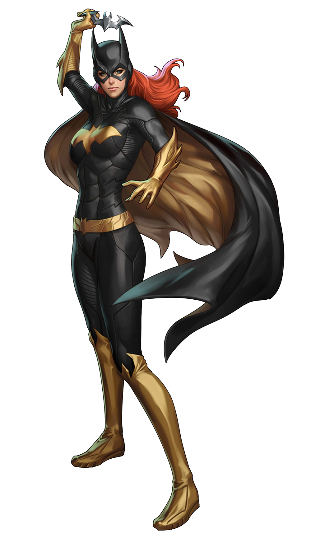 Batgirl By Bobhertley On DeviantArt
