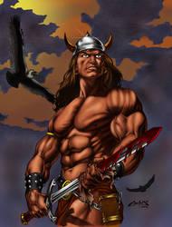Conan by bobhertley