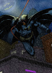 Batman by bobhertley