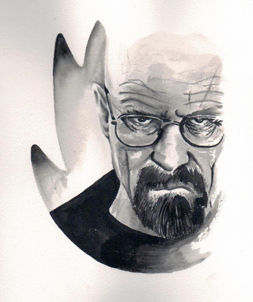 Walter white by oldschool-sinner