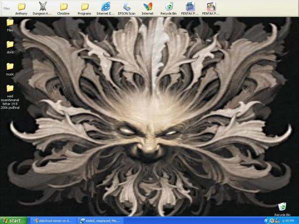 booth desktop by oldschool-sinner