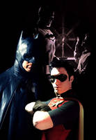 Batman and Robin : The Oath by TimDrakeRobin