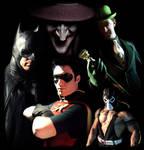 Batman and Robin: Villains