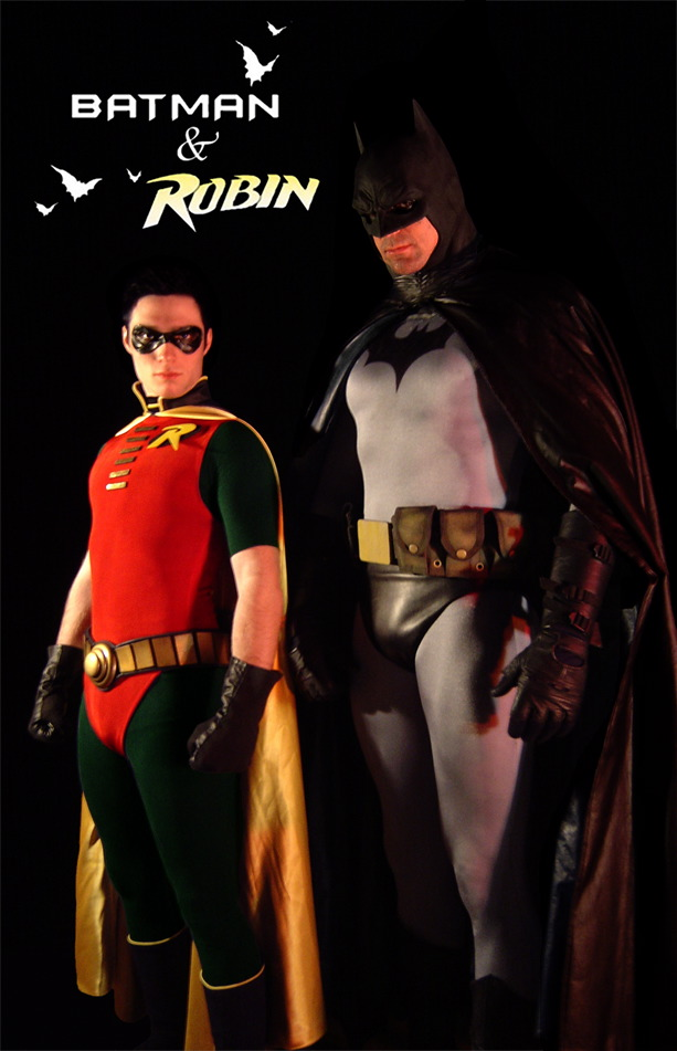 Batman and Robin by TimDrakeRobin