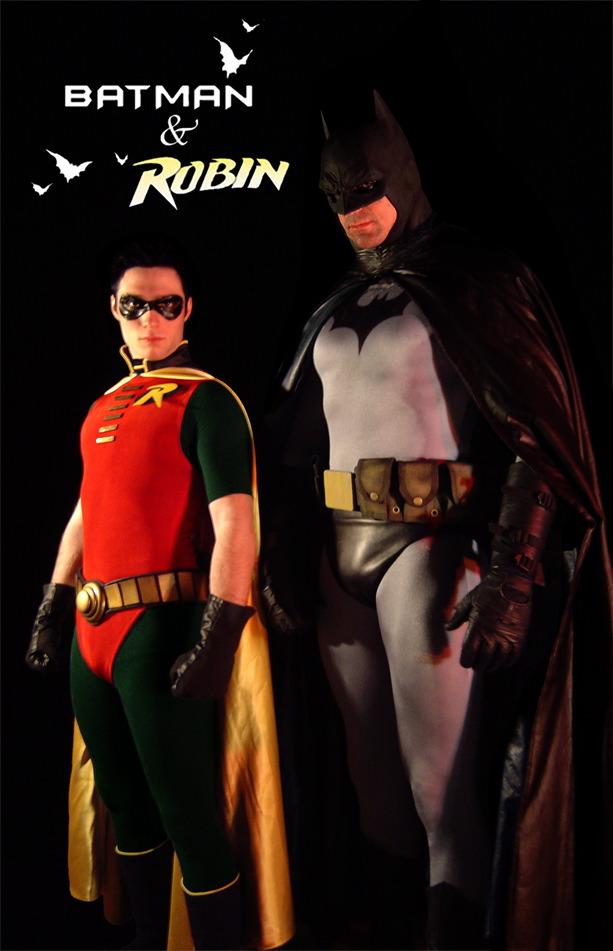 Batman and Robin by TimDrakeRobin
