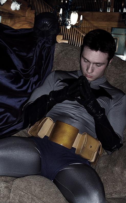 Batman: Contemplation by TimDrakeRobin