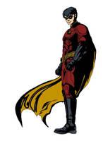 Robin: The Dark Knight 3 by TimDrakeRobin