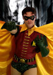 Classic Robin: Taking Names