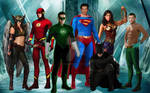 Justice League The Movie