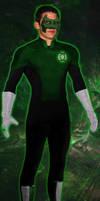 Kyle Rayner Movie Concept by TimDrakeRobin