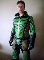 Smallville Green Arrow cosplay by TimDrakeRobin