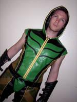 Smallville Green Arrow suit 2 by TimDrakeRobin