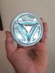 Mark 4 Arc Reactor (Tri-Arc) Chest RT by TimDrakeRobin