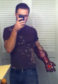 Iron Man MK IV: The Beginning