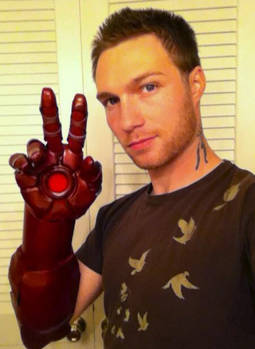 Iron Man Mark IV: To Peace