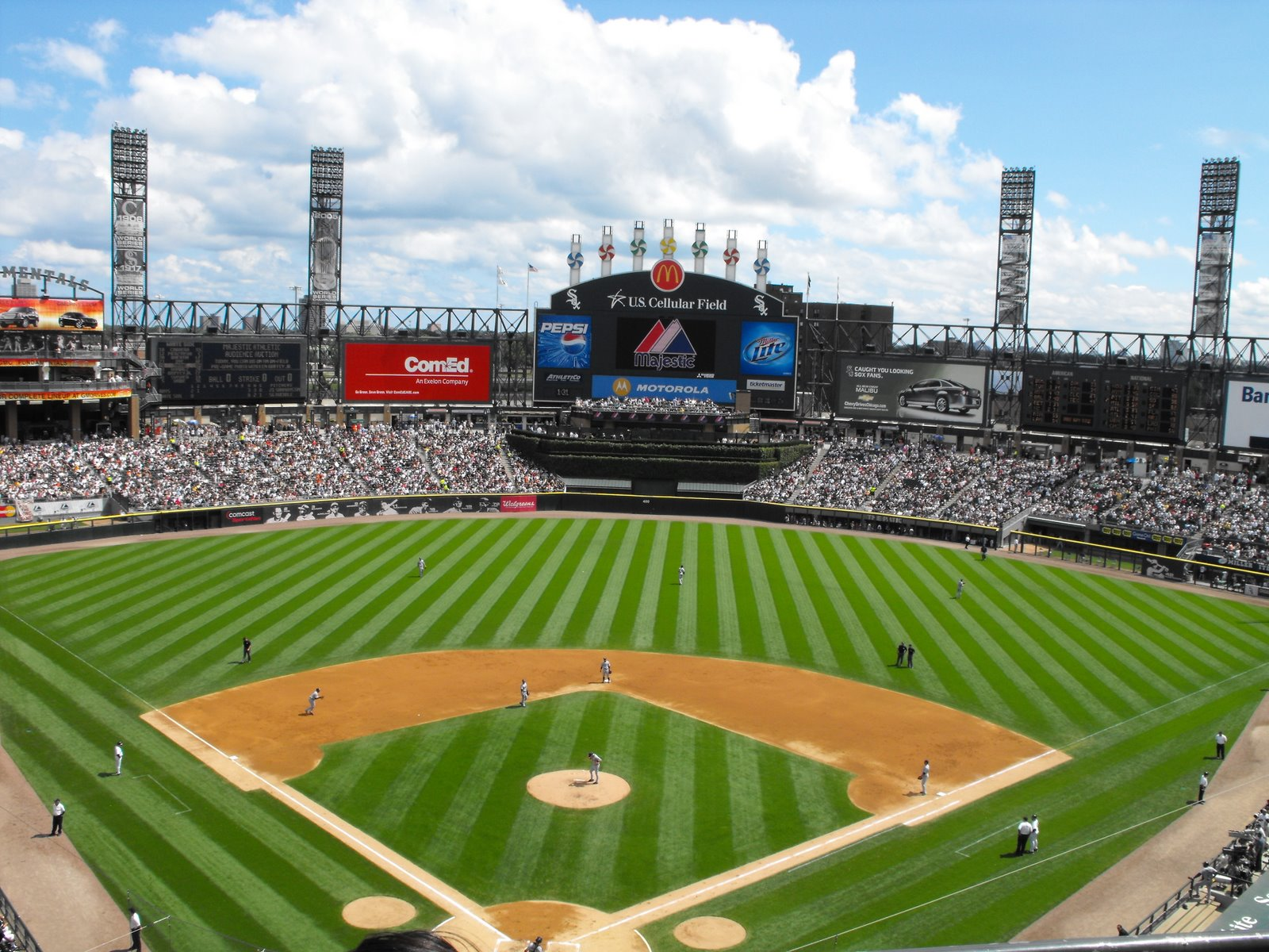 US Cellular Field by wkdown