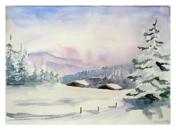 Winter spirit by solgas