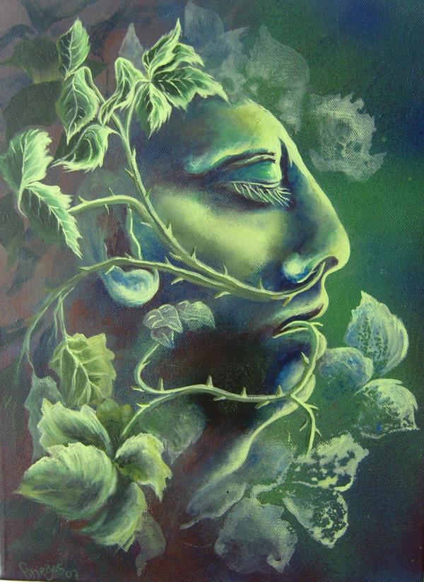 Green dream by Finnegas