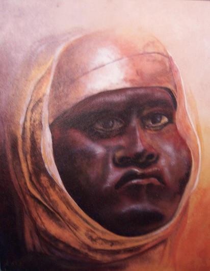 Mocha statue 3. by Finnegas