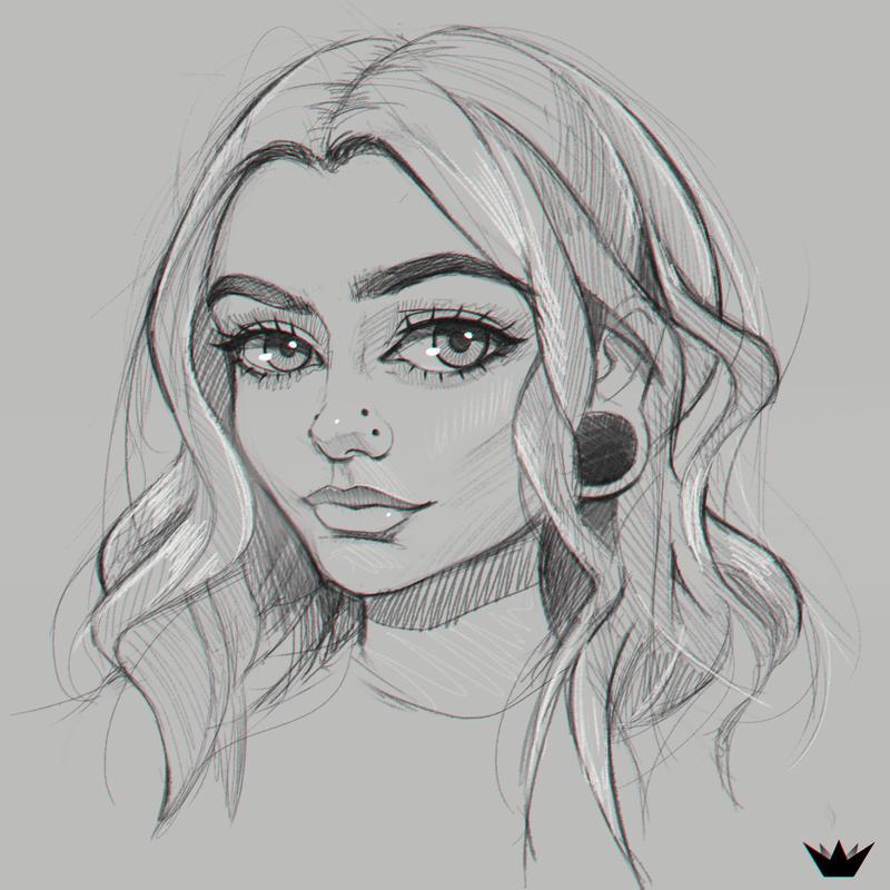 Sketch by kamezis