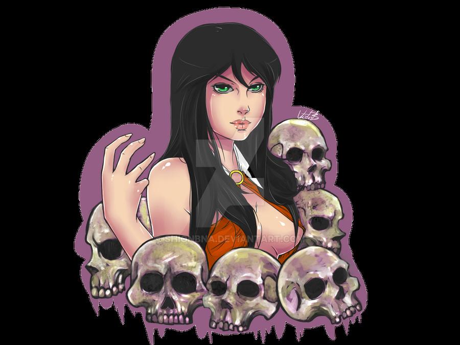 Vampirella by shionbna