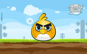 Angry Birds Wallpaper by adriano-designs