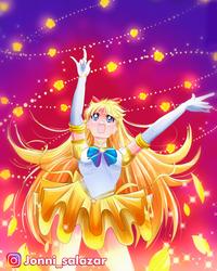 Eternal Sailor Venus Fanart