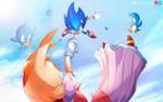 Sonic Advance 2 Final - Sonic saves Vanilla