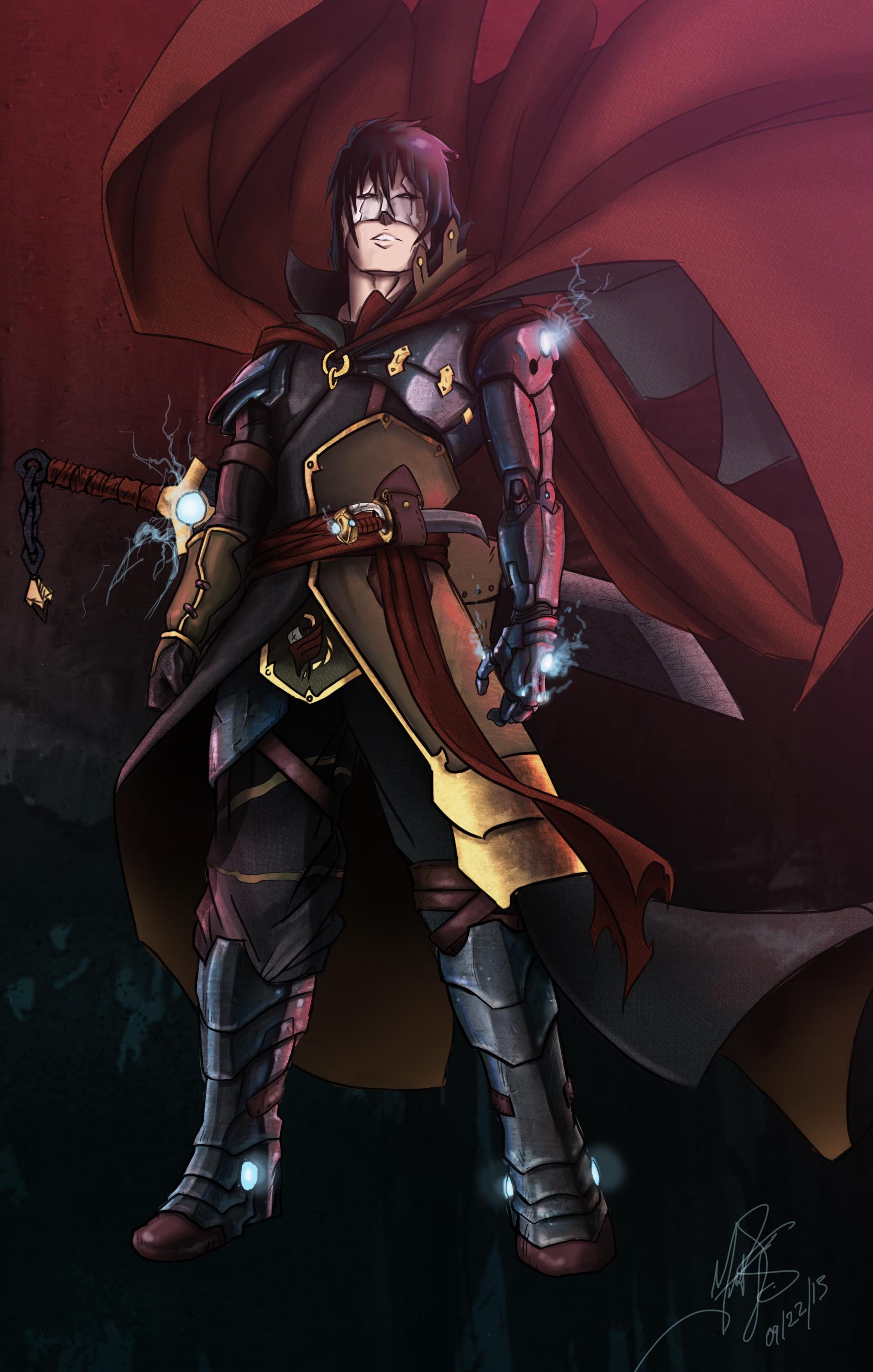Cyborg Assassin by Faozan92 on DeviantArt