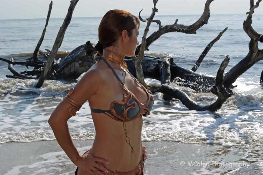 Slave Leia By Ivy95 On DeviantArt