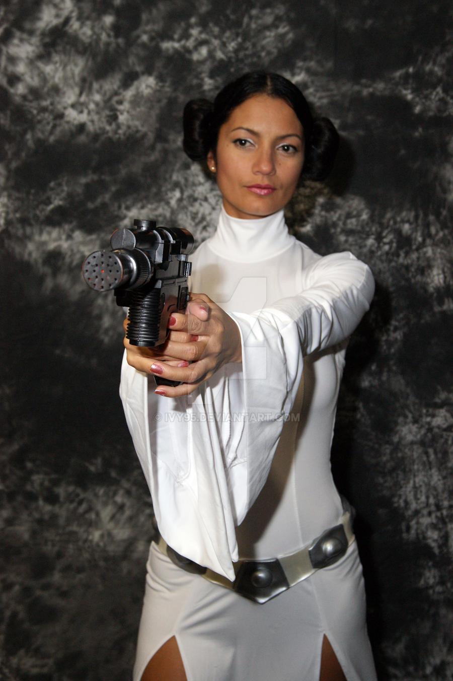 Princess Leia by Ivy95