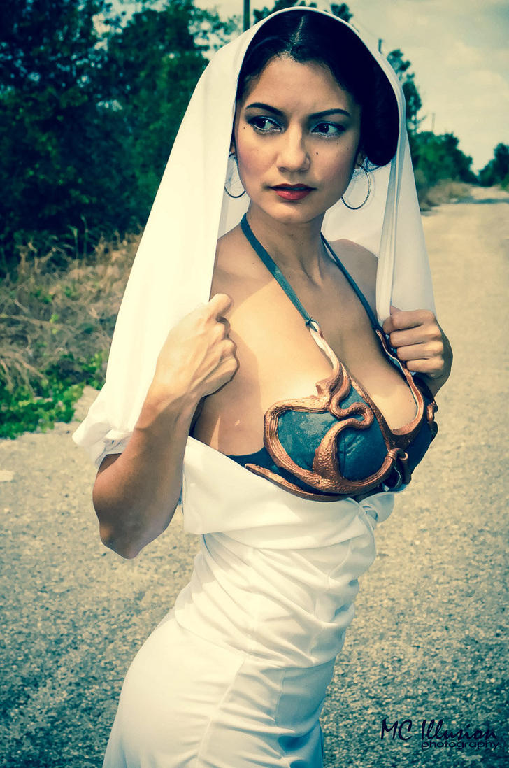Princess Leia Slave by Ivy95