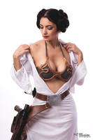 Princess Leia Exposed by Ivy95